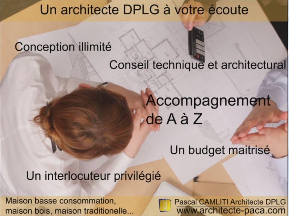 Vidéo ARCHITECTE Marseille