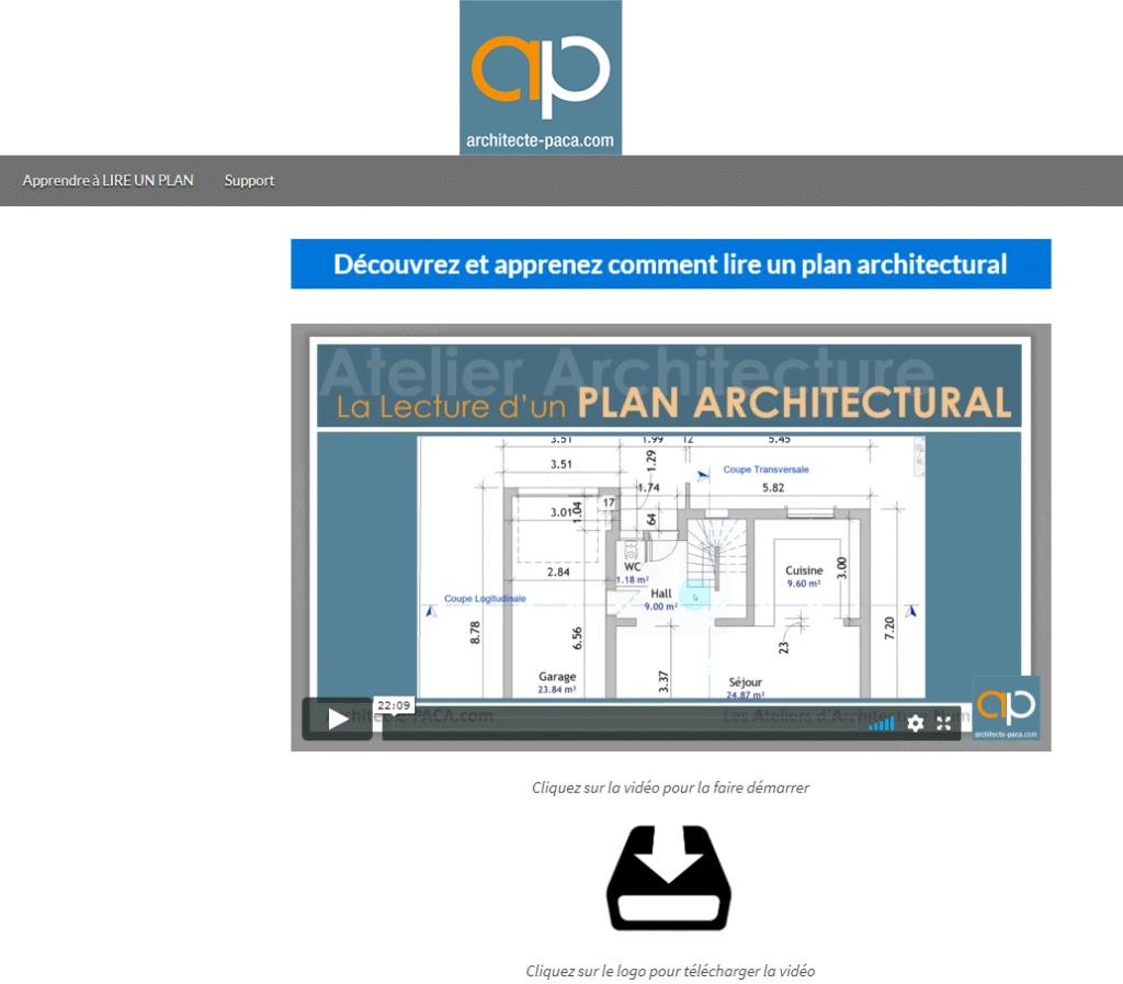 apprendre-a-lire-un-plan-architectural