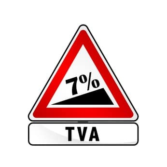 Augmentation TVA 7% Batiment