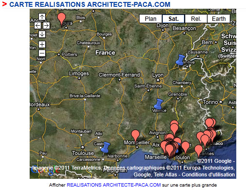 carte-realisations-Architecte-PACA