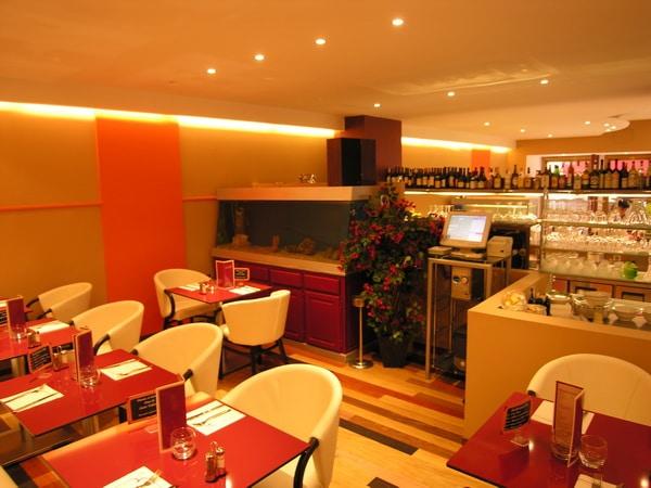 Réagencement restaurant par Architecte-PACA.com