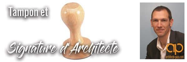 tampon-signature-architecte-prix